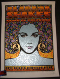 Chuck Sperry Alabama Shakes Poster Red Rocks Morrison 2015 Artist Edition