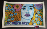 Chuck Sperry Black Keys San Francisco Poster Artist Edition 2019