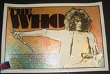 Chuck Sperry The Who Poster Roger Daltrey 2016 Artist Edition