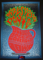 Chuck Sperry Widespread Panic Poster Cedar Rapids 2014 Artist Edition