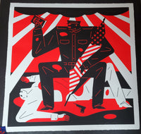Cleon Peterson Without Law There Is No Wrong Art Print 2019