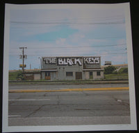 Crosshair Design The Black Keys Merriweather Columbia Poster 2012 S/N
