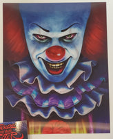 Cuyler Smith Pennywise IT Lenticular Movie Print 2020