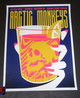 Dan Stiles Arctic Monkeys Sydney Poster Artist Edition Night 2 2019