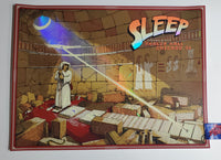Dave Kloc Sleep Chicago Poster Artist Edition 2019