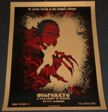 David O'Daniel Nosferatu Dracula Movie Poster S/N