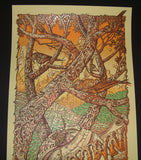David Welker moe Down 14 Poster Turin 2013 Artist Proof S/N