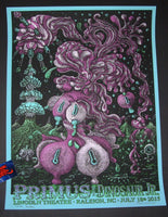 David Welker Primus Poster Raleigh 2015