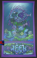 David Welker Ween Poster Chicago 2017 Artist Edition
