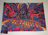 Dayne Henry Metallica Stuttgart Germany Poster 2018 Night 2