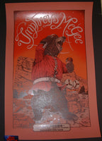 Dig My Chili Umphrey's McGee Poster Red Rocks Sky Variant 2015
