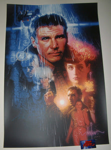 Drew Struzan Blade Runner Movie Art Print 2019