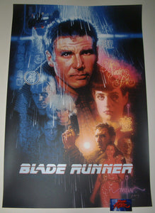 Drew Struzan Blade Runner Movie Poster Signed Edition 2019