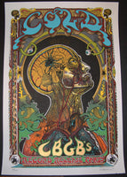 Emek Cold New York Poster S/N 2000