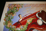 Emek Death Cab For Cutie Manchester England Poster S/N Cream Variant