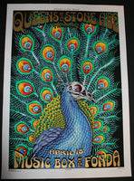 Emek Queens Of The Stone Age QOTSA Los Angeles Poster S/N