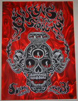 Emek Queens Of The Stone Age QOTSA Seattle Concert Poster 2011 S/N
