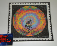 Emek Bicycle Day Blotter Art Print Variant 2018 75th Anniversary