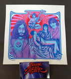 Emek Hampton Jermaine I'd Love To Turn You On Handbill Print 2009