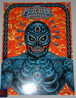 Emek Puscifer Poster Los Angeles 2015 Artist Edition