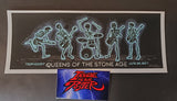 Emek Queens of the Stone Age Tour Kickoff Handbill Print GID 2017