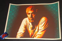 Ernesto Yerena Anthony Bourdain Under The Volcano Art Print 2019