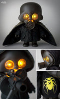 Squadt Playge Ferg Germ s005 ROACH Vinyl Figure 2015 LED Eyes