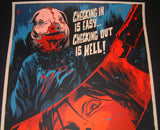 Francesco Francavilla Motel Hell Movie Poster Art 2014