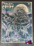 Godmachine Birth of the Cryptkeeper Poster 2012
