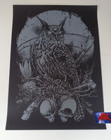 Godmachine Take Your Time Old Man Art Print 2012 Artist Proof