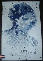 Greg Ruth Jack White San Diego Poster 2018
