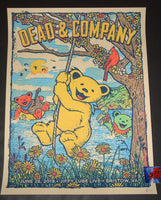 Grateful Dead & Company | Inside the Poster