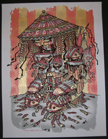 Guy Burwell Treasure Art Print 2009