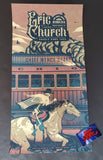 Half Hazard Press Eric Church Grand Rapids Poster Artist Edition Chief Merch Store 2019