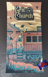 Half Hazard Press Eric Church Grand Rapids Poster Artist Edition Paul Kreizenbeck 2019