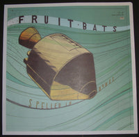 Jay Ryan Fruit Bats Poster 2005