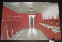 JC Richard The Shining Red Movie Poster Artist Edition 2018