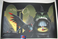 JC Richard The Wizard of Oz Movie Poster Variant 2017 Mondo