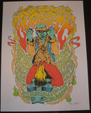 Jermaine Rogers Big Summer Classic Music Festival Schaumburg Poster S/N 2005