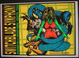 Jermaine Rogers Switchblade Symphony Houston Poster 1997