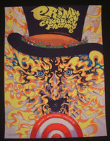James Flames Primus Poster Kansas City 2015 Artist Edition