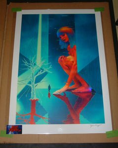 James Jean Retroflect Art Print Blade Runner 2049 2018
