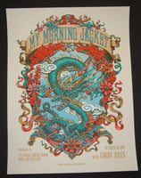 Jason Brammer My Morning Jacket San Diego Poster 2015 Artist Edition