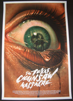 Jason Edmiston The Texas Chainsaw Massacre Movie Poster 2015 Leatherface