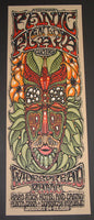 Jeff Wood Widespread Panic Quatro Punta Cana Poster 2015 Leafy