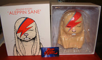 Jermaine Rogers Aleppin Sane Designer Vinyl Figure Foo Fighters Bowie Art 2011