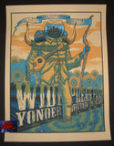 Jim Mazza Widespread Panic Poster Kansas City 2015 Artist Edition
