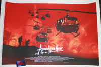 Jock Apocalypse Now Movie Poster 2015 Artist Signed
