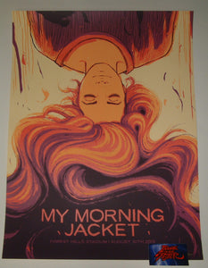 John Vogl My Morning Jacket New York VIP Poster Artist Edition 2019