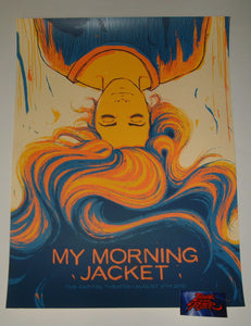 John Vogl My Morning Jacket Port Chester Poster Artist Edition 2019